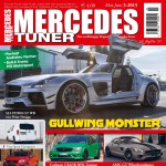 Cover mercedes tuner magazin 3-2015